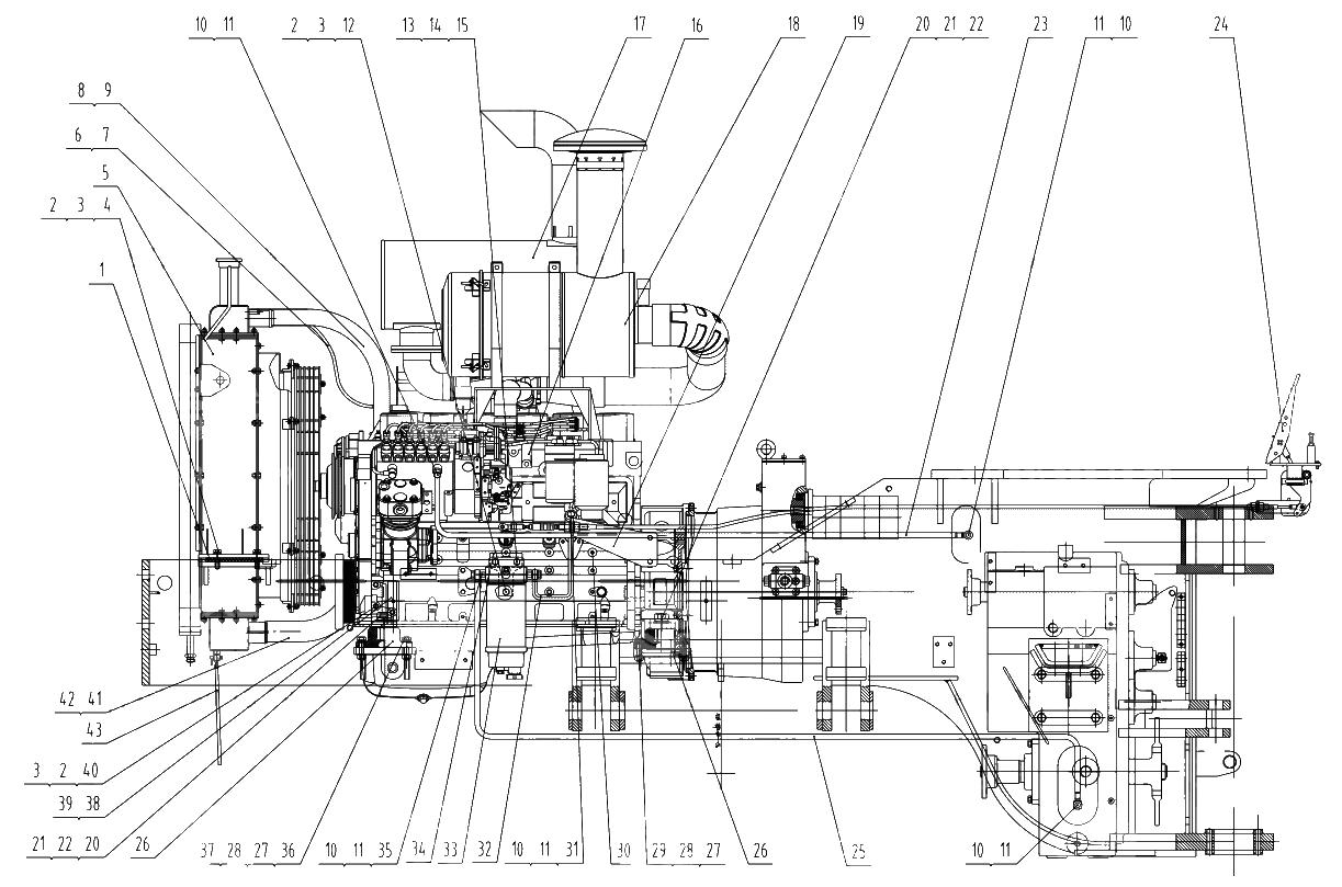 Lonking Longgong 6 9 Diesel Engine Diagram